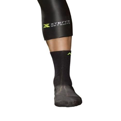 lava booties unisex leg