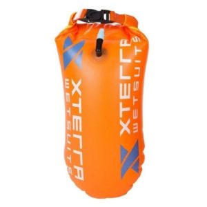 swim buoy orange